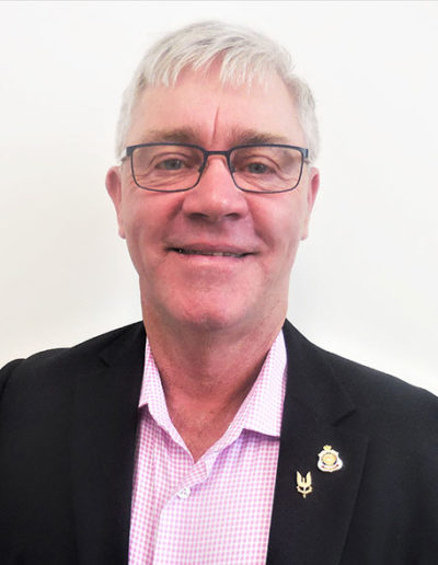 JOHN PATERSON - Director