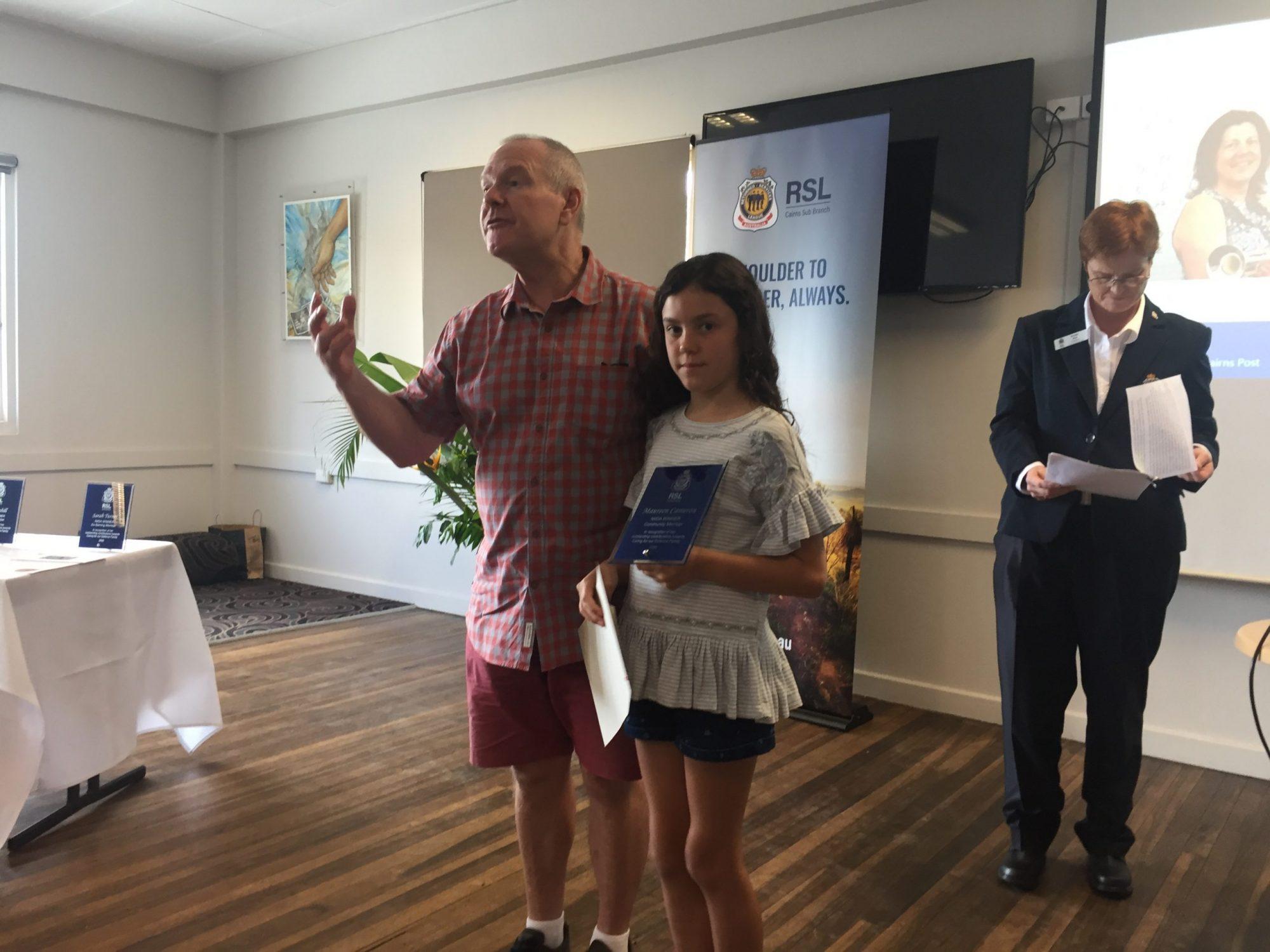 Refresh City Day Spa award winner Maureen Cameron
