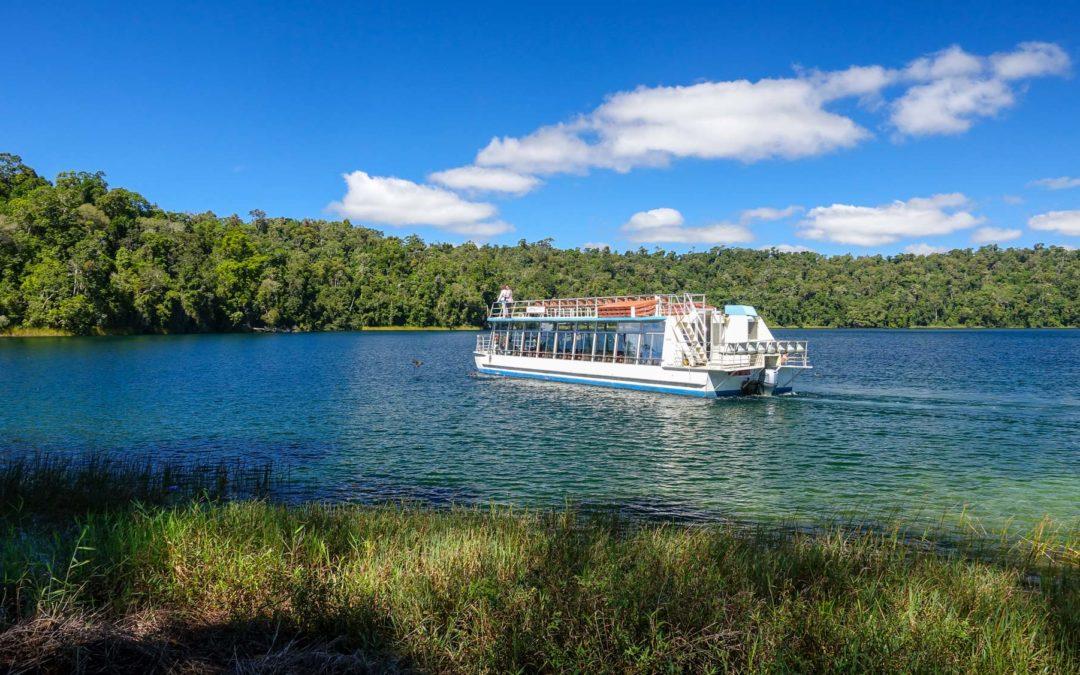 Monthly Activity – Lake Barrine