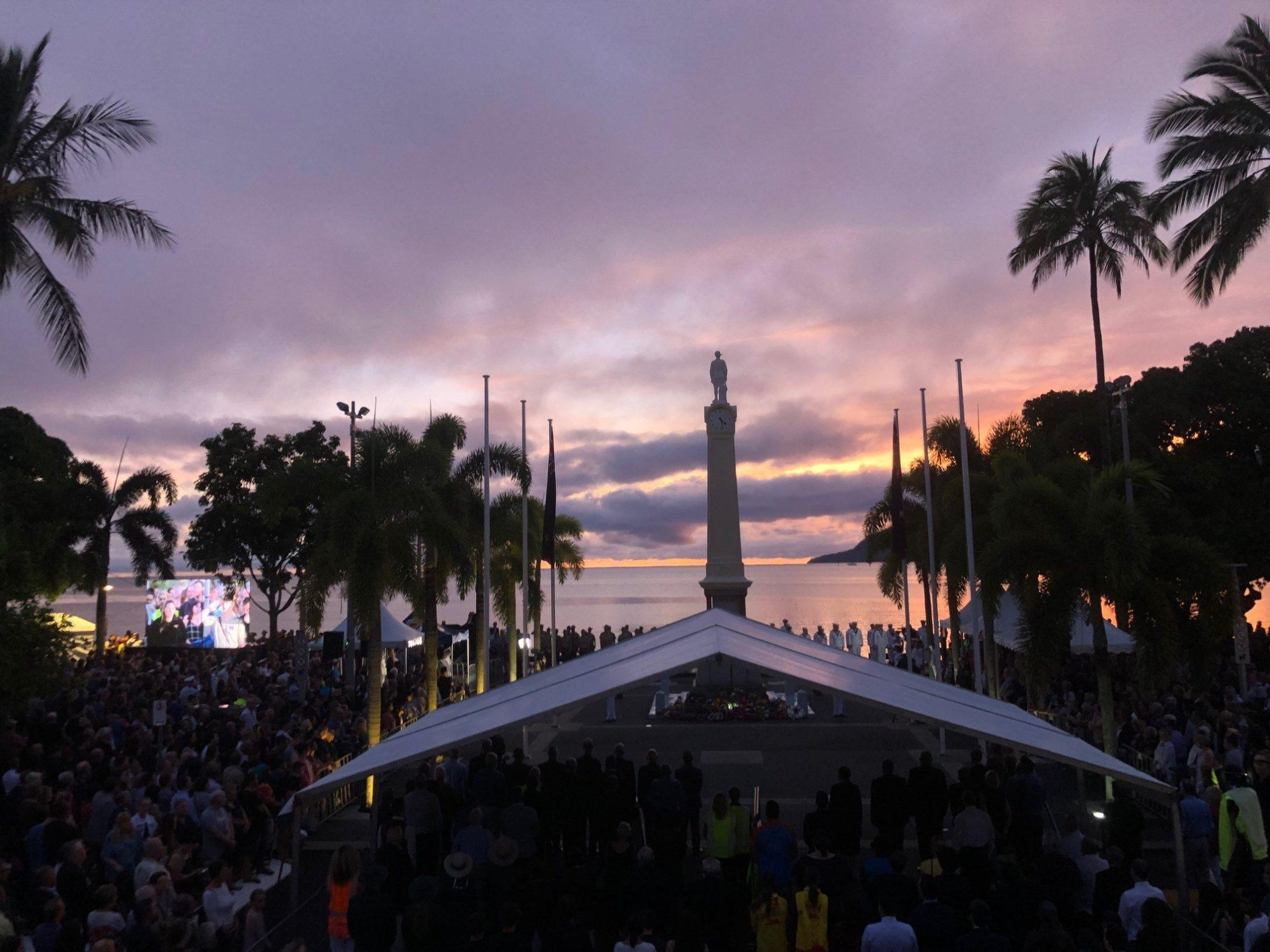 Cenotaph ANZAC Day 2019