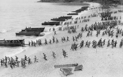 Cairns during the Second World War