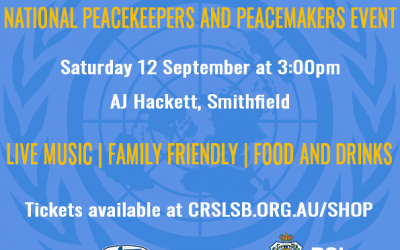 The significance of Peacekeeping and Peacemaking in Australia