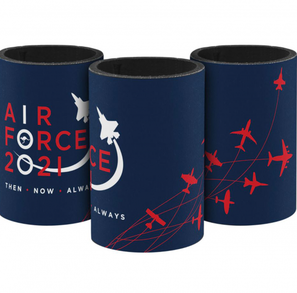 Stubby cooler to commemorate the 100th Anniversary of the RAAF