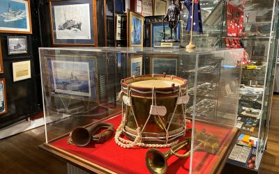 Did you know there is a world class military museum at the Cairns RSL Sub Branch?